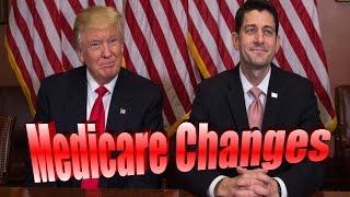 Download Paul Ryan, Donald Trump Medicare Change Proposal Video