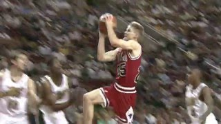 Download Steve Kerr 1995-96 Highlights with the Chicago Bulls Video