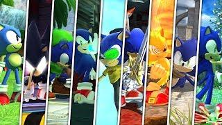 Sonic Generations: Emerald Coast Gameplay (S-Rank) Free