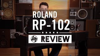 Download Roland RP-102 Digital Piano | Better Music Video