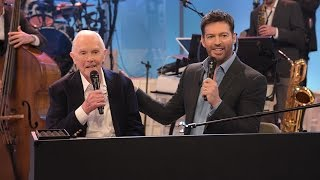 Download Harry Connick Jr and His Dad sing ″I'm Just Wild About Harry″ Video
