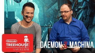Download DAEMON X MACHINA Gameplay - Nintendo Treehouse: Live | E3 2018 Video