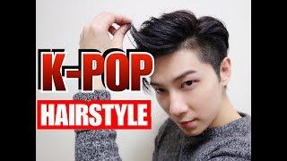 Download 'K-POP STAR STYLE'   COMMA HAIR   MEN 'S HAIR 2019   TWO BLOCK CUT   TUTORIAL   韓風造形  ISSAC YIU Video
