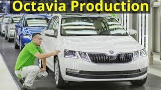 Download 2018 Skoda Octavia Production Video