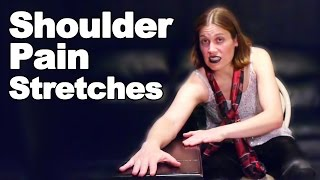 Download Shoulder Pain Treatment & Rehab Stretches - Ask Doctor Jo Video