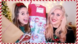 Download Christmas Gift Giving With Louise   Zoella Video