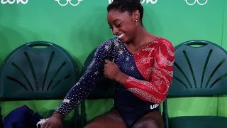 Download Pizza-loving Simone Biles on having healthy body image Video