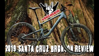 Download Does it live up to the hype? - 2019 Santa Cruz Bronson CC Review Video