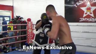 Download Nate Diaz Working On A Nevada Boxing License Ready To Fight ANY BIg Name Boxer EsNews Boxing Video