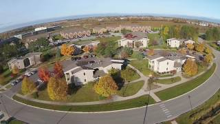 Download SVSU Campus from the Air Video