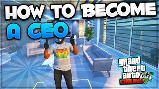 Download GTA 5 Online: ″How To Become A CEO″ in GTA Online! 'Finance And Felony' NEW DLC (GTA Online DLC) Video