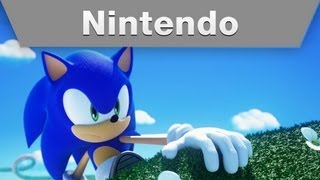 Download Nintendo - Sonic Lost World Colors Trailer Video