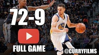 Download Golden State Warriors vs San Antonio Spurs - Full Game Highlights - April 10, 2016 - 2016 NBA Season Video