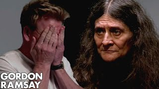 Download Owner Admits To NOT CLEANING HER OWN DIARRHEA | Hotel Hell Video