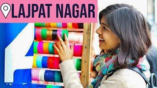 Download Exploring Lajpat Nagar Market, Delhi| Sejal Kumar Video