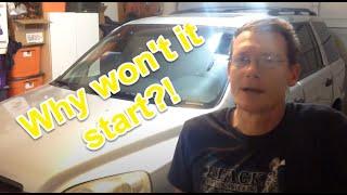 Download 2005 Honda Pilot - Neutral Safety Switch (won't start) Video