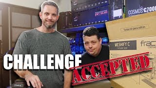 Download JayzTwoCents vs Barnacules... PC Build Race Video