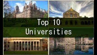 Download Top 10 universities in UK 2017-18 Video