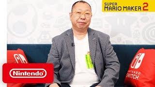 Download Mr. Tezuka's Top 5 Course-Creation Tips - Super Mario Maker 2 Video