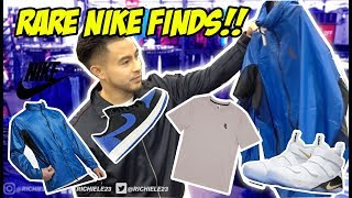 Download NIKE CLEARANCE SHOPPING!! WHAT DID WE FIND? Video