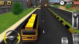 Download School Bus 3D Video