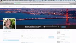 Download How to Set Up a Basic Twitter Account and Use a Hashtag Video