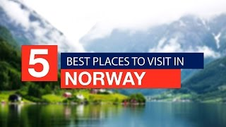 Download 5 Best Places to Visit in NORWAY ! - Travel Guide Video