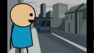 Download Kyanid a Štěstí - Čekání na autobus - Fénix ProDabing Video