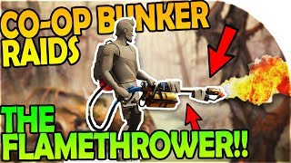 Download NEW FLAMETHROWER + MULTIPLAYER BUNKER RAIDS COMING!! - Last Day On Earth Survival 1.6.2 Update Video