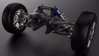 Download How a car suspension system works? Video