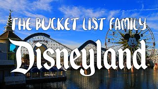 Download The Bucket List Family Disneyland Adventure /// Princess Ariel, Mickey Ice Cream, and Teacups!! Video