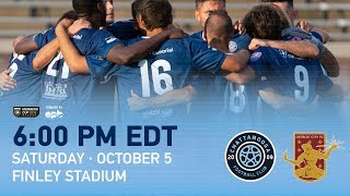 Download Detroit City FC at Chattanooga FC Video