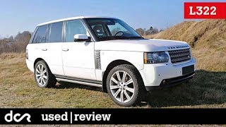 Download Buying a used Range Rover L322 - 2002-2012, Buying advice with Common Issues Video