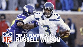 Download Top 10 Russell Wilson Highlights of 2015 | NFL Video