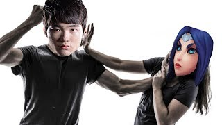 Download Faker is abusing Irelia! Let's figure out how and why. Video