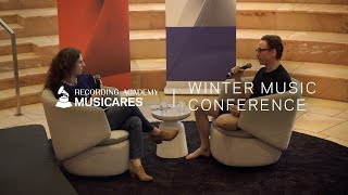 Download Above & Beyond's Paavo Siljamäki Talks Staying ″Mentally Fit″ At Miami Winter Music Conference Video
