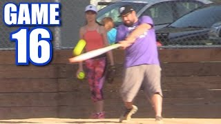 Download HOMERING OFF THE BOUNCE! | On-Season Softball League | Game 16 Video