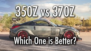 Download 350Z vs 370Z: Which One is Actually Better? Video
