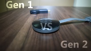 Download Google Chromecast 1st vs 2nd Generation. Video