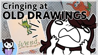 Download Cringing at My Old Drawings (100k Milestone) Video