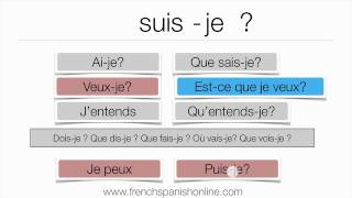 Download Asking Question Inversion in French Video