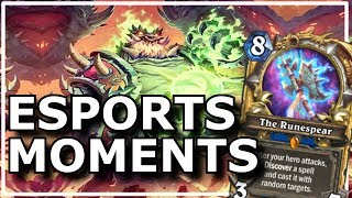 Download Hearthstone - Best Esports Moments Video