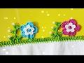 Download Yapraklı çiçek oyası Yapımı Video