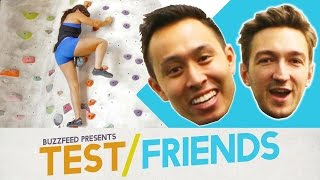 Download Can You Rock Climb Without Ropes? • The Test Friends Video