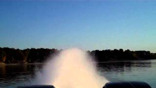 Download World's Fastest Pontoon Boat - Brad Rowland's South Bay 925CR Video