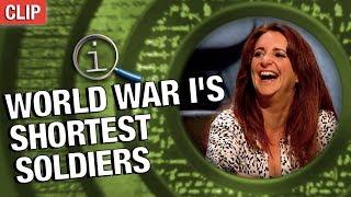 Download QI | World War One's Shortest Soldiers Video