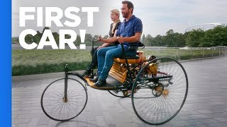 Download World's First Car! Video