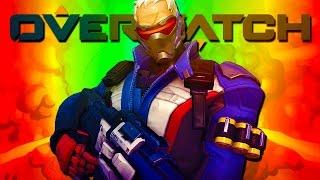 Download Noob Plays Overwatch! - ″I'M NO HERO!″ Video