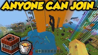 Download I let Anyone Join My Oldest Creative World & This Happened Video