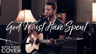 Download N'SYNC - God Must Have Spent (Boyce Avenue acoustic cover) on Spotify & Apple Video